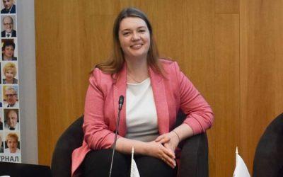 Глава Фармпробега Анна Белова выступила на заседании Совета Федерации